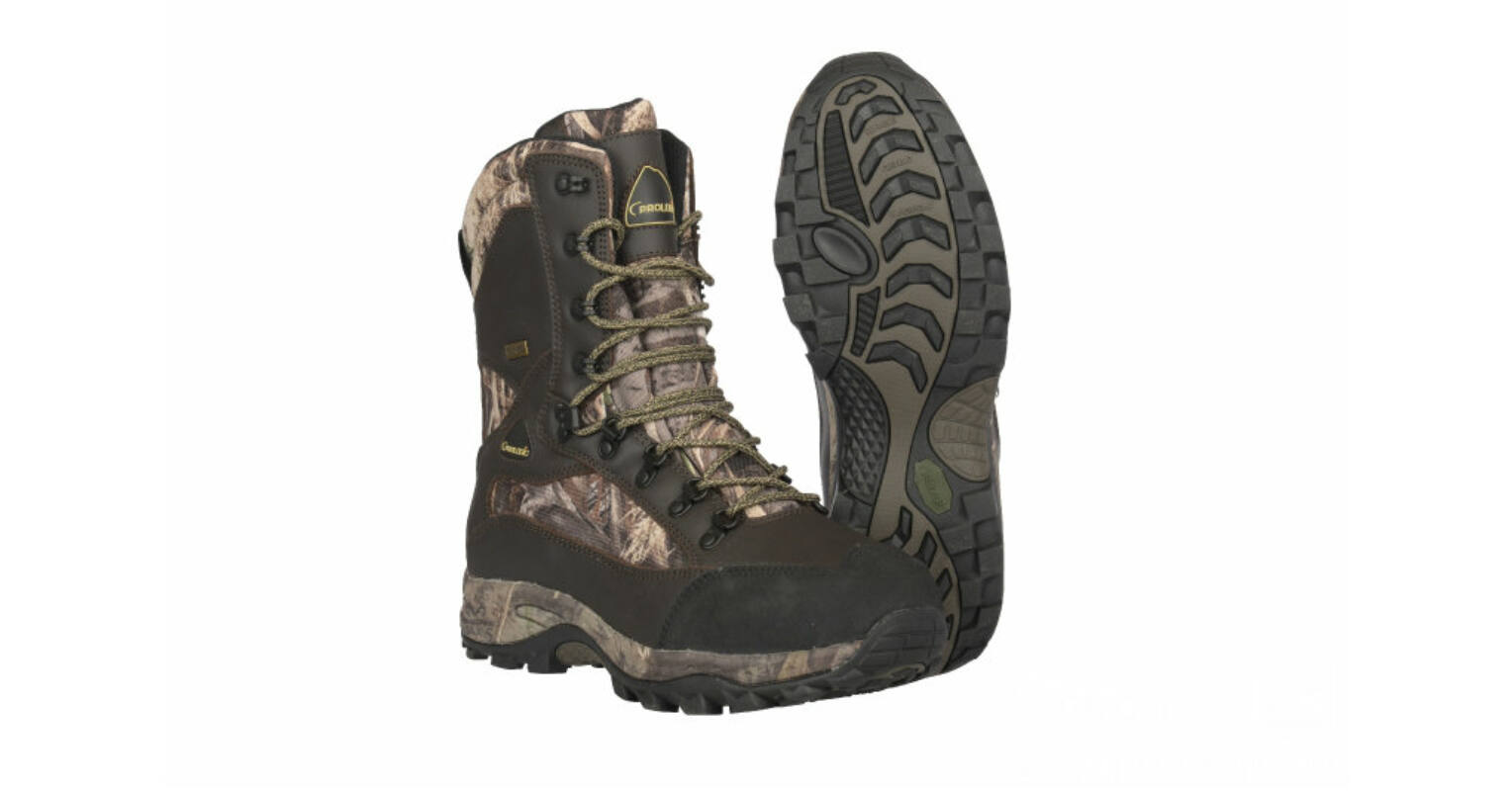 Prologic Max5 HP Polar Zone Boots téli bakancs Carpmania