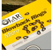 Solar Blowback Rings micro karika