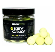 Nash Key Cray Yellow Pop Up lebegő bojli