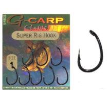 Gamakatsu G-Carp Super Rig Hook pontyozó horog