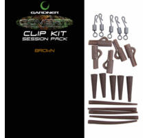 Gardner Covert Clip Kit Session Pack komplett szerelék