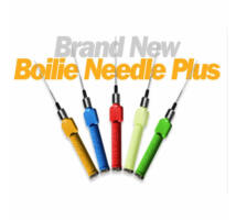 Solar Boilie Needle Plus fűzőtű
