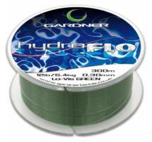 Gardner Hydro Flo monofil zsinór zöld 0.25  300m