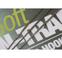 Korda N-Trap Soft Hooklink előkezsinór 20lb - Weedy Green , 20 m