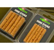 Korda Cork Sticks parafa rúd 6 mm