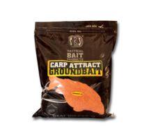 SBS Carp Attract Groundbait etetőanyag (Strawberry Cream )