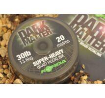 Korda Dark Matter Super Heavy Braid Hooklink előkezsinór