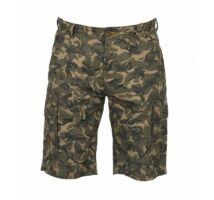 Fox Chunks Lightweight Cargo Shorts Camo rövidnadrág