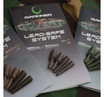 Gardner Covert Lead Safe System iszap szürke