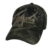 Okuma Full Back Camouflage Hat baseball sapka