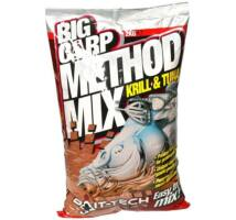 Bait Tech Big Carp Method Mix Krill & Tuna 2 kg
