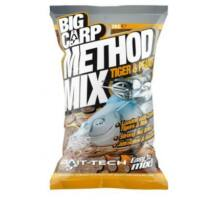 Bait Tech Big Carp Method Mix Tiger & Peanut 2 kg