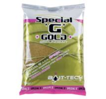 Bait Tech Special G-Gold Groundbait etetőanyag