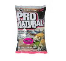 Bait Tech Pro Natural Dark Groundbait etetőanyag 1,5kg