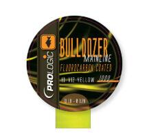 Prologic Bulldozer Fluorocarbon Coated Fluo Yellow monofil zsinór 0.37