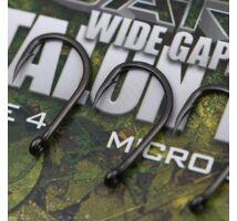 Gardner Covert Dark Wide Gape Talon Tip pontyozó horog 4