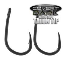 Gardner Barbless Covert Dark Wide Gape Talon Tip Hook szakáll nélküli horog