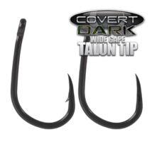 Gardner Barbless Covert Dark Wide Gape Talon Tip Hook szakáll nélküli horog