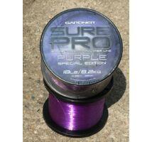 Gardner Sure Pro Purple Special Edition monofil zsinór 0.30