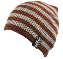 Mainline Striped Beanie Hat sapka