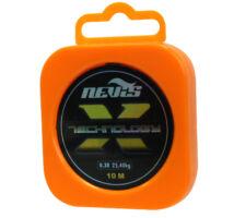 Nevis Technology fonott előkezsinór 0,12mm