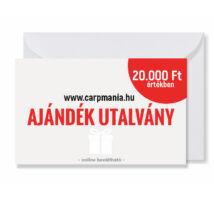 Carpmania ajándék utalvány 20.000.- Ft
