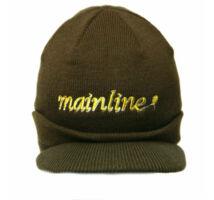 Mainline Two Tone Beanie Hat téli sapka