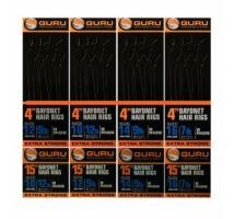 Guru Bayonets Hair Rig kész előke csalitüskével 8db