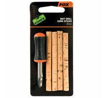 Fox Edges Nut Drill & Cork Sticks csalifúró parafarudakkal