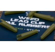 Nash Weed Lead Clip Tail Rubber gumiharang
