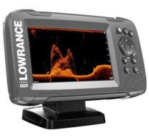 Lowrance Hook2 5X GPS Splitshot halradar