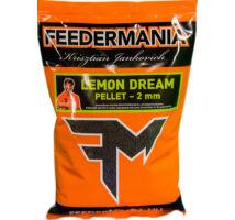 Feedermania Lemon Dream pellet 800g