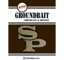 Stég Product Chocolate-Orange Groundbait csoki-narancs etetőanyag