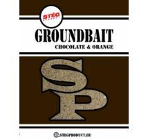 Stég Product Chocolate-Orange Groundbait csoki-narancs etetőanyag