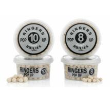 Ringers White Shellfish Popup lebegő csali 8mm
