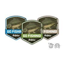 Delphin Go Fishing! autóillatosító Vanilla