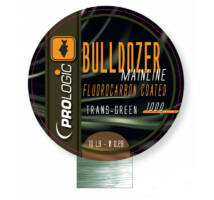 Prologic Bulldozer Fluorocarbon Coated Mono Trans Green monofil zsinór