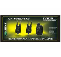 Carp Academy V-Head elektromos kapásjelző szett