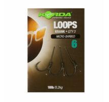 Korda Loop Rigs Krank 18lb 3 db