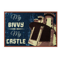 Delphin My Bivy my Castle lábtörlő