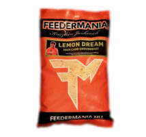 Feedermania Lemon Dream Groundbait  etetőanyag 900g