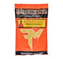 Feedermania Fermented Groundbait Sweetcorn etetőanyag 900g