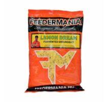 Feedermania Fermented Groundbait Lemon Dream etetőanyag 900g