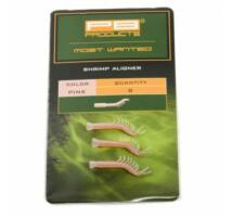 PB Products Shrimp Aligner horogbefordító pink