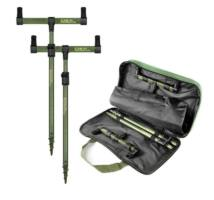 Carp Academy Black Carp bottartó készlet 40-60cm / 22cm