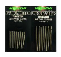 Korda Dark Matter Anti Tangle Sleeves ólmozott gubancgátló hüvely