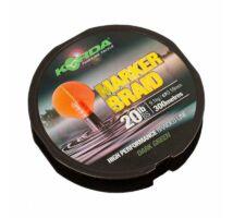 Korda Marker Braid 20lb/0.16mm 300m fonott zsinór