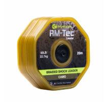 RidgeMonkey RM-Tec Braided Shock Leader előkezsinór