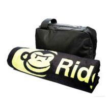 RidgeMonkey LX Bath Towel & Shower Caddy Set törölköző piperetáskával