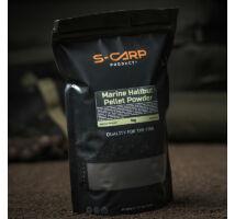 S-Carp Marine Halibut Pellet Powder pellet őrlemény